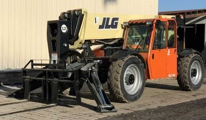 2014 JLG G12-55A 12000 LB DIESEL TELESCOPIC FORKLIFT TELEHANDLER PNEUMATIC 4WD 2240 HOURS STOCK # BF9975339-PEPA - united-lift-equipment
