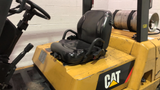 "2008 CATERPILLAR GP50K 10000 LB LP GAS FORKLIFT PNEUMATIC 93/189"" 3 STAGE MAST SIDE SHIFTER 2316 HOURS STOCK # BF923412-OHW"