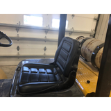 2005 CATERPILLAR 5000LB LP GAS FORKLIFT DUAL PNEUMATIC 84/190 3 STAGE MAST SIDE SHIFTER 3375 HOURS STOCK # BF91679-PRIL - united-lift-equipment