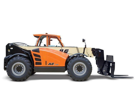 2020 JLG 1644 16000 LB DIESEL TELESCOPIC FORKLIFT TELEHANDLER PNEUMATIC 4WD BRAND NEW ENCLOSED CAB STOCK # BF91921439-VAOH - United Lift Used & New Forklift Telehandler Scissor Lift Boomlift