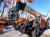 2021 JLG 1055 10000 LB DIESEL TELESCOPIC FORKLIFT 4WD ENCLOSED CAB BRAND NEW STOCK # BF91345139-VAOH - United Lift Used & New Forklift Telehandler Scissor Lift Boomlift