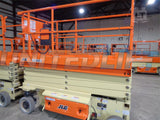 2019 JLG 3246ES SCISSOR LIFT 32' REACH ELECTRIC SMOOTH CUSHION TIRES BRAND NEW STOCK # BF9215449-VAOH - United Lift Used & New Forklift Telehandler Scissor Lift Boomlift
