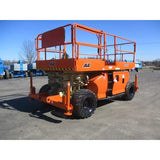2005 JLG 3394RT SCISSOR LIFT 33' REACH DUAL FUEL 3218 HOURS STOCK # BF9118539-BUF - Buffalo Forklift LLC