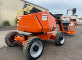 2016 JLG 340AJ ARTICULATING BOOM LIFT AERIAL LIFT WITH JIB ARM 34' REACH DIESEL 4WD 1305 HOURS STOCK # BF9328749-NLEQ - United Lift Used & New Forklift Telehandler Scissor Lift Boomlift