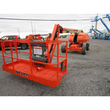2005 JLG 460SJ TELESCOPIC BOOM LIFT AERIAL LIFT WITH JIB ARM 46' REACH DIESEL 4WD 1170 HOURS STOCK # BF9326639-389-BNYB