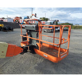 2013 JLG 600S STRAIGHT BOOM LIFT AERIAL LIFT 60' REACH DIESEL 4WD 3361 HOURS STOCK # BF95654119-649-VAOH