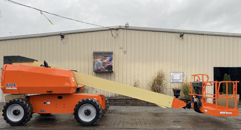 2016 JLG 600S STRAIGHT BOOM LIFT AERIAL LIFT 60' REACH DIESEL 4WD 1530 HOURS STOCK # BF9497559-NLEQ - United Lift Used & New Forklift Telehandler Scissor Lift Boomlift