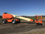 2008 JLG 600S TELESCOPIC BOOM LIFT AERIAL LIFT 60' DIESEL FUEL 4WD 3126 HOURS STOCK # BF9317789-JJSC - United Lift Used & New Forklift Telehandler Scissor Lift Boomlift