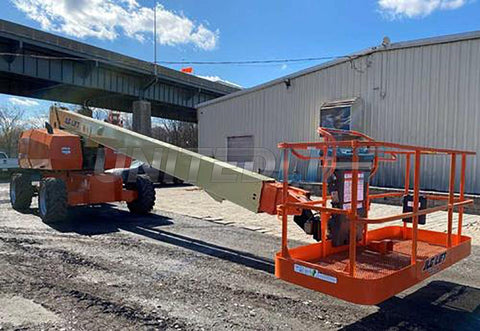 2014 JLG 800S TELESCOPIC STRAIGHT BOOM LIFT AERIAL LIFT 80' REACH DIESEL 4WD 2095 HOURS STOCK # BF9597569-NLEQ - United Lift Used & New Forklift Telehandler Scissor Lift Boomlift