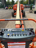 2015 JLG 800S TELESCOPIC STRAIGHT BOOM LIFT AERIAL LIFT 80' REACH DIESEL 4WD 2001 HOURS STOCK # BF9527549-NLEQ