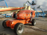 2008 JLG 800S (2015 FACTORY RECON) TELESCOPIC BOOM LIFT AERIAL LIFT 80' REACH DIESEL 4WD 2430 HOURS STOCK # BF9298539-WIBTN