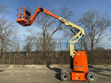 2011 JLG E300AJPN ARTICULATING BOOM LIFT AERIAL LIFT 30' REACH ELECTRIC 4WD 748 HOURS STOCK # BF9135329-RIL2