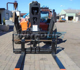 2012 JLG G12-55A 12000 LB DIESEL TELESCOPIC FORKLIFT TELEHANDLER PNEUMATIC 4WD OUTRIGGERS ENCLOSED CAB 3789 HOURS STOCK # BF9647529-NLEQ - United Lift Used & New Forklift Telehandler Scissor Lift Boomlift