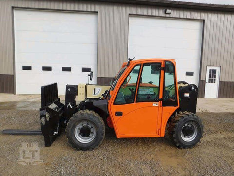 2020 JLG G5-18A 5500 LB DIESEL TELESCOPIC FORKLIFT 4WD ENCLOSED HEATED CAB BRAND NEW STOCK # BF9599129-LTOH - United Lift Used & New Forklift Telehandler Scissor Lift Boomlift