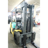 1998 KOMATSU FG30HT-12 6000 LB LP GAS FORKLIFT PNEUMATIC 85/183 3 STAGE MAST SIDE SHIFTER 2584 HOURS STOCK # BF00746-DPA ** ONLY  $378.00 PER MONTH ** - united-lift-equipment