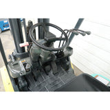1998 KOMATSU FG30HT-12 6000 LB LP GAS FORKLIFT PNEUMATIC 85/183 3 STAGE MAST SIDE SHIFTER 2584 HOURS STOCK # BF00746-DPA ** ONLY  $378.00 PER MONTH ** - Buffalo Forklift LLC