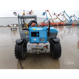 2010 GENIE GTH5519 5500 LB DIESEL TELESCOPIC FORKLIFT TELEHANDLER PNEUMATIC 4WD 1031 HOURS STOCK # BF968419-FILB - united-lift-equipment
