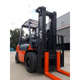 2006 TOYOTA 7FGU30 6000 LB LP GAS FORKLIFT PNEUMATIC 88/187 3 STAGE MAST 7875 HOURS STOCK # BF9135899-RILB - united-lift-equipment