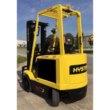 2008 HYSTER E50Z-27 5000 LB ELECTRIC CUSHION 84/130 2 STAGE MAST STOCK # BF9110289-INB ** OWN FOR $287 PER MONTH**