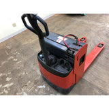 2003 LINDE EGU20-02 4000 LB ELECTRIC FORKLIFT WALKIE PALLET JACK CUSHION 2203 HOURS STOCK # BF98119-19-BEMIN - Buffalo Forklift LLC