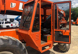 2010 LULL 1044C-54 10000 LB DIESEL TELESCOPIC FORKLIFT TELEHANDLER PNEUMATIC 4WD ENCLOSED HEATED CAB 997 HOURS STOCK # BF9735129-HLOH