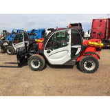2013 Manitou MT 625 5500 LB DIESEL TELESCOPIC FORKLIFT TELEHANDLER PNEUMATIC 4WD ENCLOSED CAB 3 AVAILABLE STOCK # BF9439119-559-MYRVA