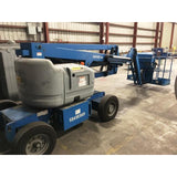2008 GENIE Z45/25 ARTICULATING BOOM LIFT AERIAL LIFT 45' REACH ELECTRIC 2WD ONLY 2,712 HOURS STOCK # BF35507-CONB