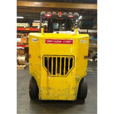 2011 HOIST F220 22000 LB LP GAS FORKLIFT CUSHION 92/91 2 STAGE MAST SIDE SHIFTING FORK POSITIONER STOCK # BF9876759-CONB