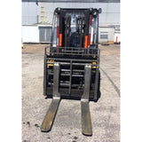 2011 YALE GLC155 15500 LB DIESEL FORKLIFT CUSHION 86/94.5 2 STAGE MAST 3766 HOURS STOCK # BF9240089-359-MYRMI