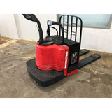 2005 RAYMOND 112TM-FRE60L 6000 LB ELECTRIC WALKIE PALLET JACK 7213 HOURS STOCK # BF912429-BEMIN - united-lift-equipment