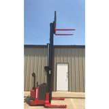 2003 RAYMOND RSS40 4000 LB ELECTRIC FORKLIFT WALKIE STACKER CUSHION SIDE SHIFTER STOCK # BF799089-ARB ** ONLY $152.00 PER MONTH ** - Buffalo Forklift LLC