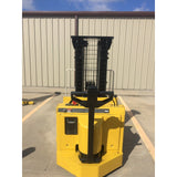 2002 YALE MSW040LCN24TE072 3800 LB ELECTRIC FORKLIFT WALKIE STACKER CUSHION 72/153 3 STAGE MAST 4607 HOURS STOCK # 5567-04168Z-ARB **OWN FOR ONLY $171 PER MONTH** - Buffalo Forklift LLC