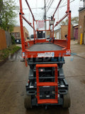 2011 SKYJACK SJIII3226 SCISSOR LIFT 26' REACH ELECTRIC CUSHION TIRES 255 HOURS STOCK # BF963129-WIBIL - United Lift Used & New Forklift Telehandler Scissor Lift Boomlift