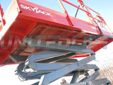 2007 SKYJACK SJ6832RT SCISSOR LIFT 32' REACH DUAL FUEL OUTRIGGERS 2780 HOURS STOCK # BF9144539-WIBIL - United Lift Used & New Forklift Telehandler Scissor Lift Boomlift