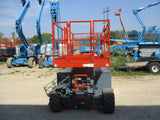 2012 SKYJACK SJ6832RT SCISSOR LIFT 32' REACH DUAL FUEL 1736 HOURS STOCK # BF9134519-WIBTN - United Lift Used & New Forklift Telehandler Scissor Lift Boomlift