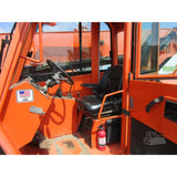 2010 SKYTRAK 10054 10000 LB DIESEL TELESCOPIC FORKLIFT TELEHANDLER PNEUMATIC 4WD ENCLOSED CAB 3051 HOURS STOCK # BF9687549-789-BNYB