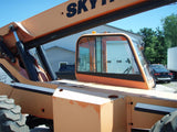 2008 SKYTRAK 10054 10000 LB DIESEL TELESCOPIC FORKLIFT TELEHANDLER 4WD ENCLOSED HEATED CAB OUTRIGGERS 3300 HOURS STOCK # BF9355179-EEMI - United Lift Used & New Forklift Telehandler Scissor Lift Boomlift