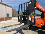 2019 SKYTRAK 6042 6000 LB DIESEL TELESCOPIC FORKLIFT TELEHANDLER PNEUMATIC 4WD ENCLOSED CAB BRAND NEW STOCK # BF9915329-HLIL