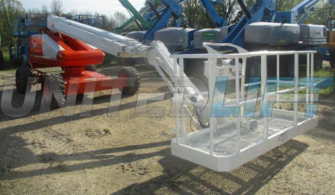 2005 SNORKEL TB47 STRAIGHT BOOM LIFT AERIAL LIFT WITH JIB ARM 47' REACH DIESEL 4WD 4888 HOURS STOCK # BF9149559-WIB