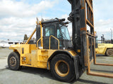 "2008 Taylor T450M 45000 LB CAPACITY ROUGH TERRAIN DIESEL FORKLIFT 216"" 2 STAGE MAST SIDE SHIFTER & FORK POSITIONER STOCK # BF9905329-DIENC"