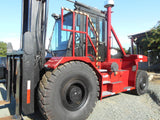 "2008 TAYLOR TXB300L 30000 LB CAPACITY DIESEL FORKLIFT PNEUMATIC 160/180"" 2 STAGE MAST SIDE SHIFTING FORK POSITIONER ENCLOSED CAB STOCK # BF9551179-DIENC"