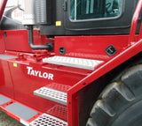 "2010 TAYLOR TXB300L 30000 LB CAPACITY DIESEL FORKLIFT PNEUMATIC 160/180"" 2 STAGE MAST SIDE SHIFTING FORK POSITIONER ENCLOSED CAB ONLY 1500 HOURS on NEW MOTOR STOCK # BF9491139-DIENC - United Lift Used & New Forklift Telehandler Scissor Lift Boomlift"