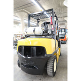 2002 YALE GLP080 8000 LB LP GAS FORKLIFT PNEUMATIC 84/173 3 STAGE MAST 4173 HOURS STOCK # BF02783-DPA ** ONLY $511.00 PER MONTH ** - Buffalo Forklift LLC