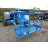 2008 GENIE Z45/25J ARTICULATING BOOM LIFT AERIAL LIFT 45' REACH DUAL FUEL 4WD 3620 HOURS STOCK # BF9267529-349-VAOH
