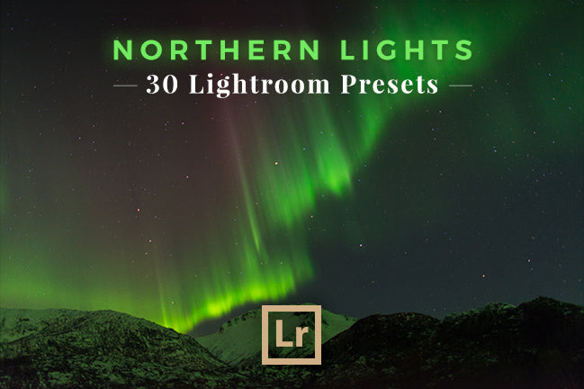Northern Lights – Lightroom Presets