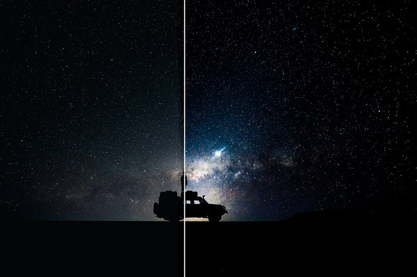 Stars & Night Sky – Lightroom Presets | Presetbase