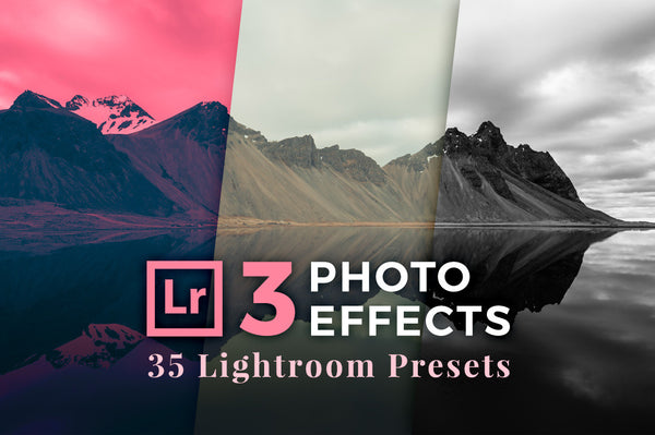 Nordic Landscapes Vol. 3 – Lightroom Presets - Lightroom-Presets by Presetbase - 1
