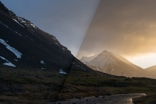 Nordic Landscapes Vol. 2 – Lightroom Presets | Presetbase