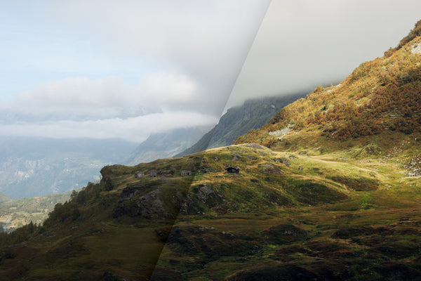 Nordic Landscapes Vol. 3 – Lightroom Presets - Lightroom-Presets by Presetbase - 4