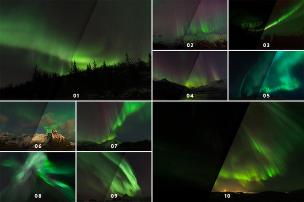 Northern Lights – Lightroom Presets - Lightroom-Presets by Presetbase - 10